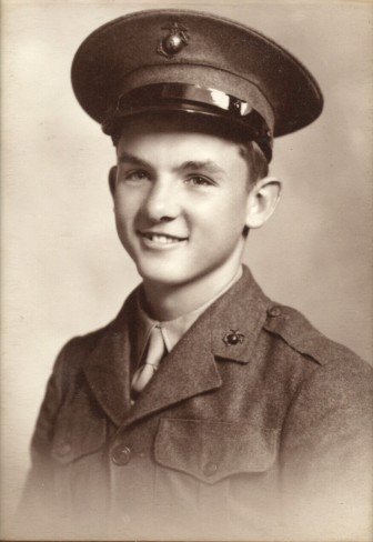 Pfc Robert Benson