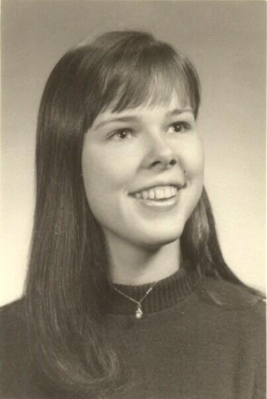 Ellen Benson, daughter, in college