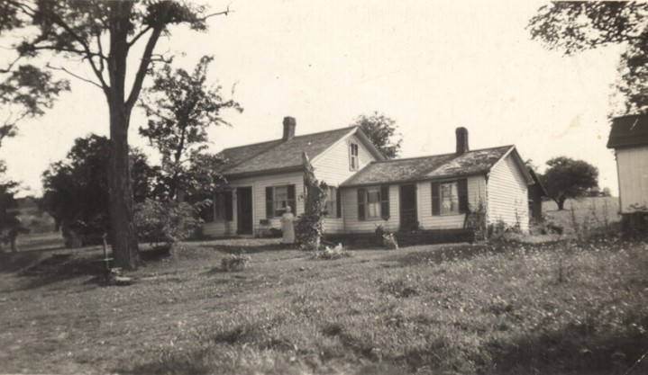 Harry Benson's house (circa 1937)