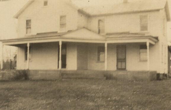 Parsonage, 1925